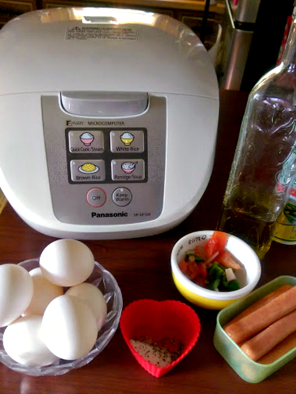 Breakfast In A Rice Cooker? SAY WHAT??? #RiseAndShine