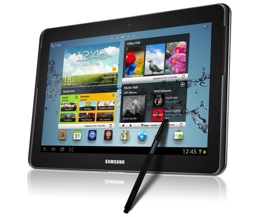 Samsung Galaxy Note 10.1 Tablet Review