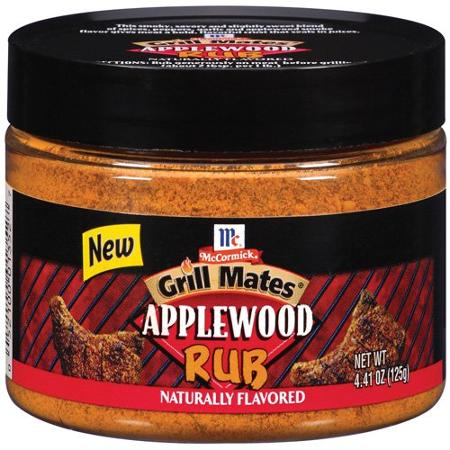 mccormick applewood rub