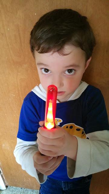 Firefly Darth Vader Toothbrush
