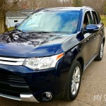 Mitsubishi Outlander Review #DriveShop
