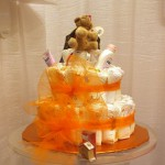 How to Make Personalised Nappy Cakes