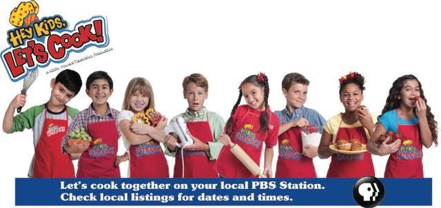 Hey Kids, Let's Cook! Returns for Season 3 Starting June 27th
