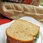 Take The Nature's Harvest® Bread Whole Grain Challenge! {Giveaway}