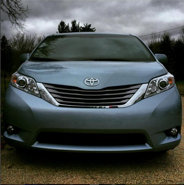 2015 Toyota Sienna Test Drive
