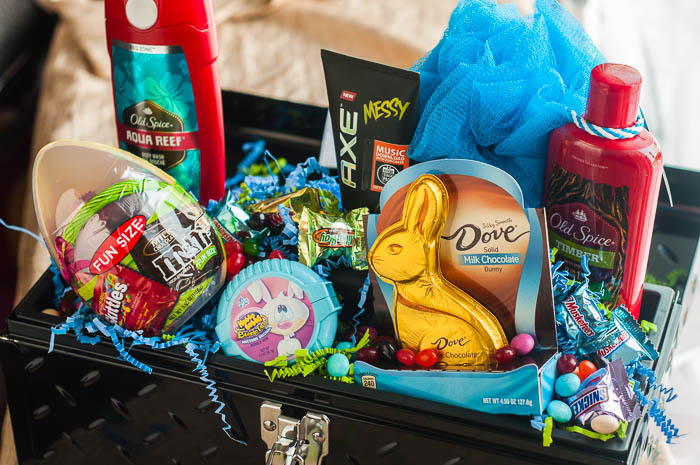 Creative Easter Baskets for Teens #SweeterEaster