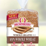 Wholesome Goodness with Brownberry® Whole Grains 100% Whole Wheat Bread