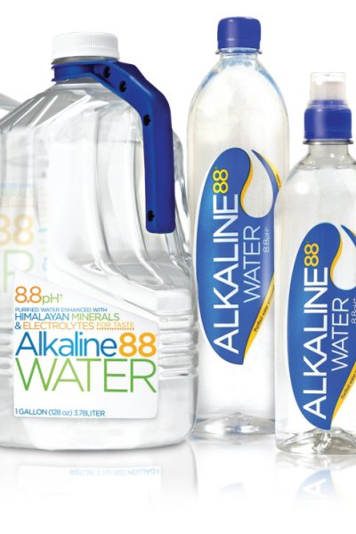 Smarter Hydration with Alkaline88 Water – GIVEAWAY