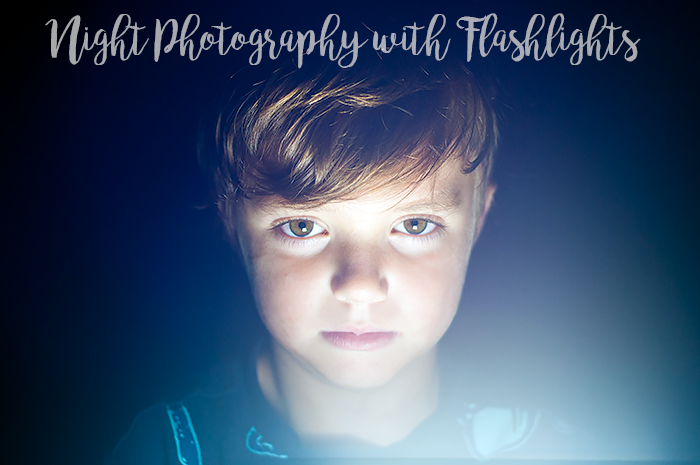 Night Photography with Flashlights