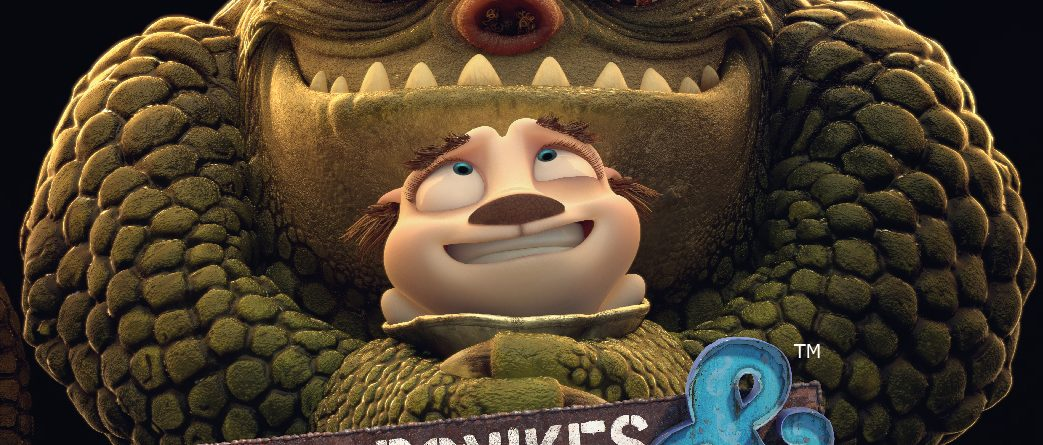 Bottersnikes and Gumbles Now On Netflix!