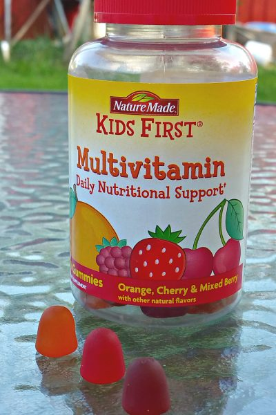 My Child LIKES His Vitamins Now! – Nature Made® KIDS FIRST® Multivitamin Gummies