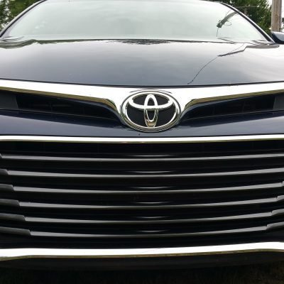 When Luxury Meets Affordable – Toyota Avalon