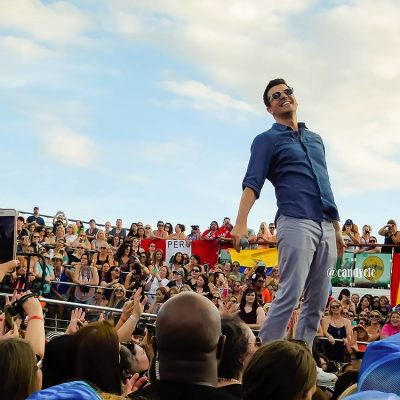 New Kids On The Block Cruise 2016 Part One