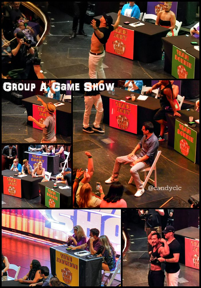 NkotbCruise2016 Group A Game Show Collage