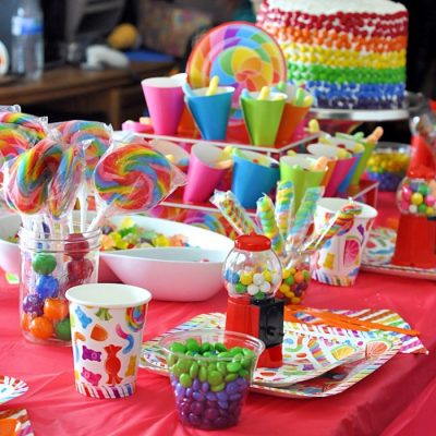 Unique And Awesome Candy Buffet Ideas, You Need Before Your Next Party!