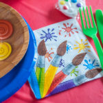 Creative Birthday Party Idea: Art Party!