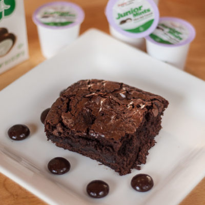 Junior Mints Brownies and a Giveaway