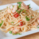Shrimp Scampi Recipe and Giveaway