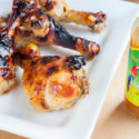 Spicy Mango Chicken Drumsticks with Amazon Pepper Sauce & Giveaway