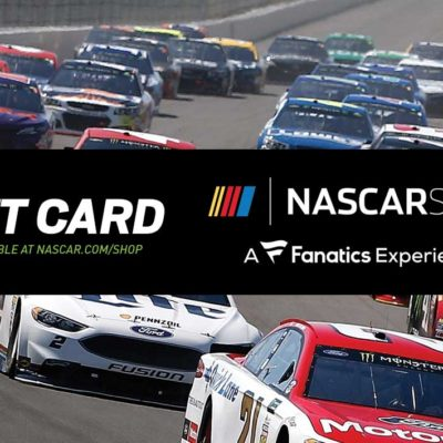 A New way to share Motorsports fun with your kids and win NASCAR® prizes!