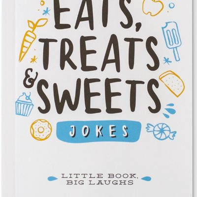 Get Your Laugh On And Help Kids In Need With 3 New Joke Books! #UHCCFBooks