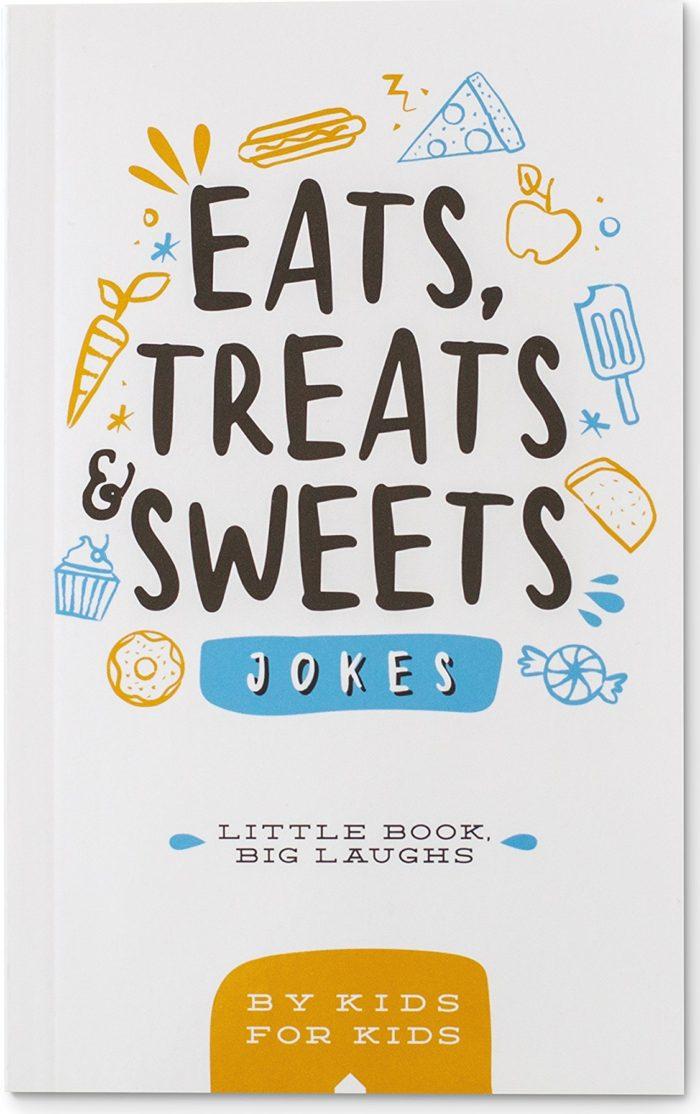 Eats Treats and Sweets book