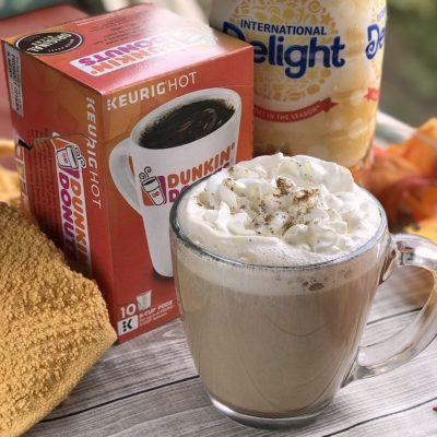 Adding Some Fall Spice Into Your Life – Pumpkin Pie Latte Recipe