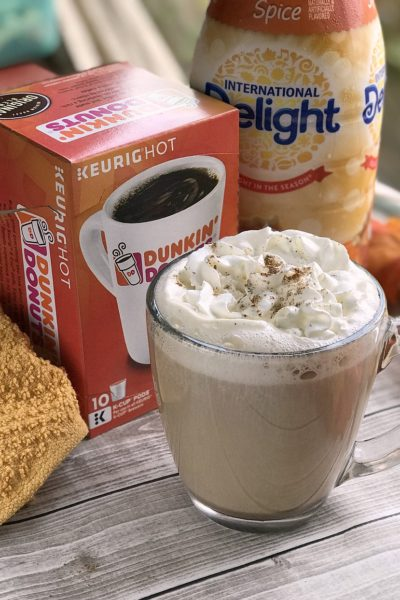 Adding Some Fall Spice Into Your Life – Pumpkin Pie Latte Recipe